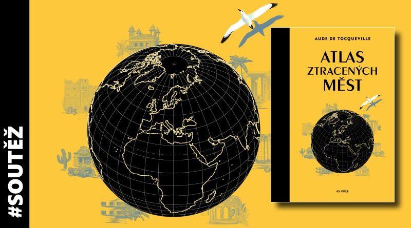 Atlas Ztracených Měst soutěž o knihu (65. pole)