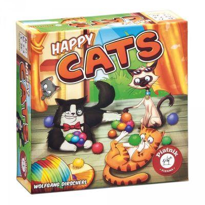 Happy Cats (Piatnik)