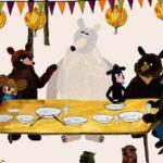 Když se sejdou medvědi u jednoho stolu