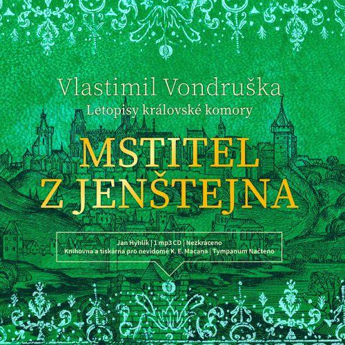 Mstitel z Jenštejna - audiokniha