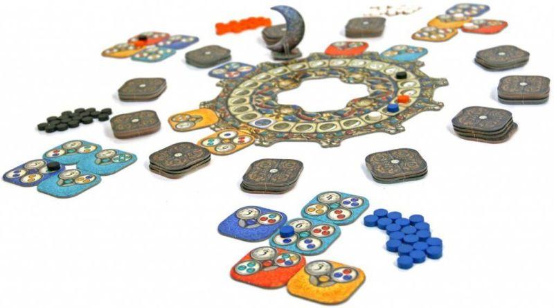 Nova Luna (TLAMA games) - rozehraná hra