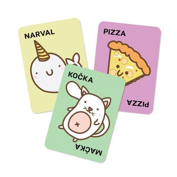 Taco, kočka, koza, sýr, pizza - karty (ALBI)