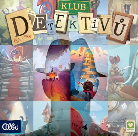 Klub detektivů