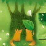 Peřina z listí