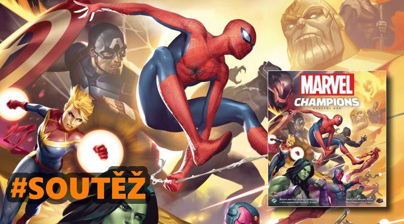 Marvel Champions - soutěž