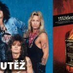 SOUTĚŽ o knihu Mötley Crüe – Zpověď rockové skupiny s nejhorší pověstí na světě