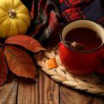 Přežijte podzim díky čaji