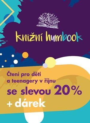 Do světa dětských a young adult knih s 20% slevou