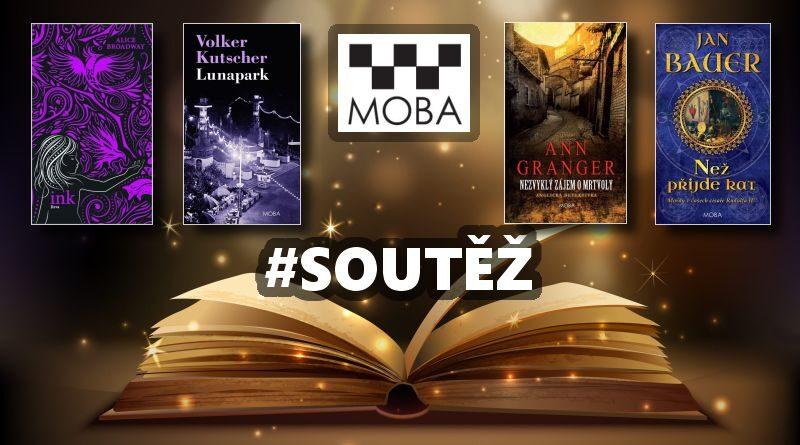 MOBA - soutěž o knihy 10-2020