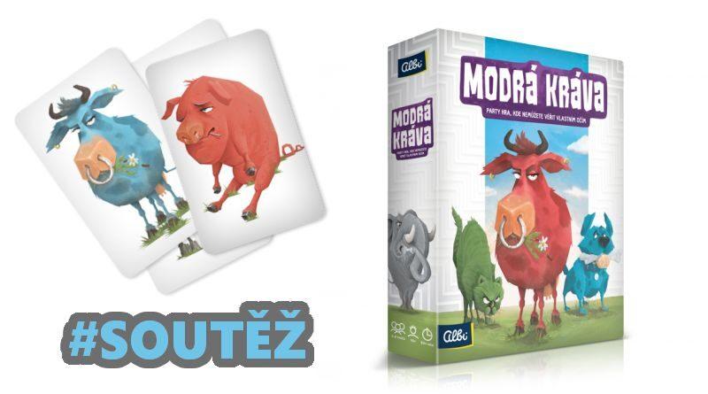 Modrá kráva - soutěž (ALBI)