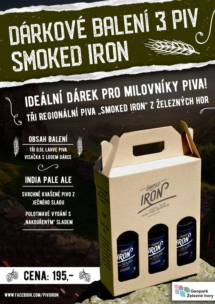Smoked Iron plakát