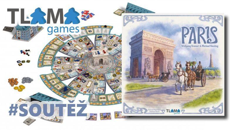 Paris - soutěž o hru