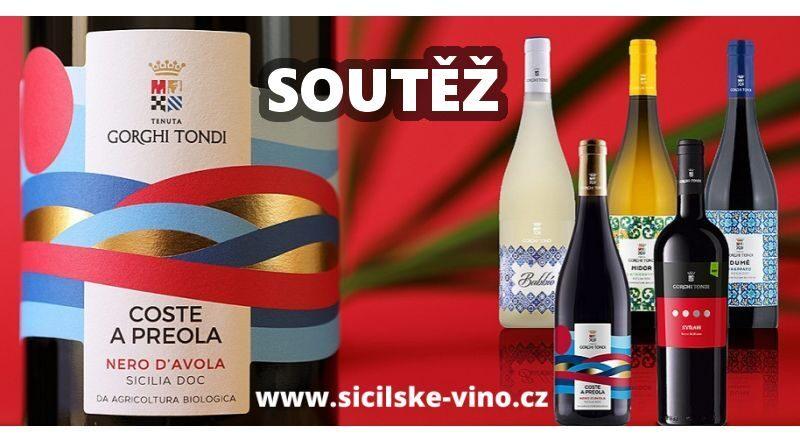 Vinařství Gorghi Tondi - soutěž o vína