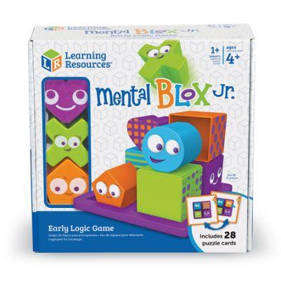MENTAL BLOX JUNIOR -hra s 3D rébusy