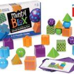 SOUTĚŽ o tři dětské hry z řady MENTAL BLOX
