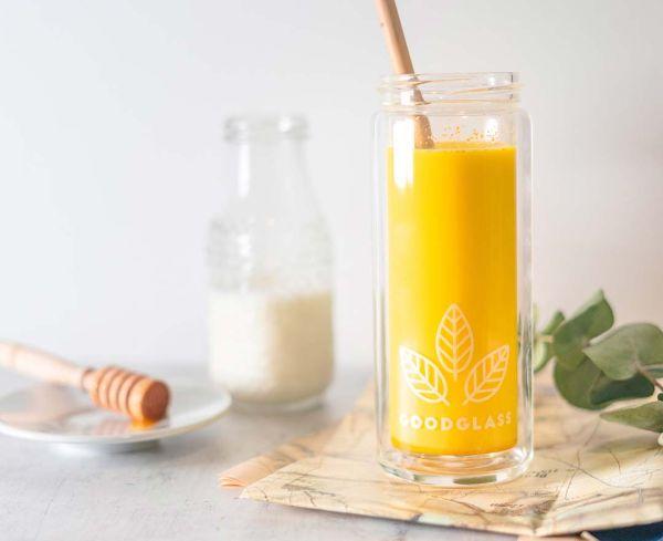 Zlaté mléko - GoodGlass