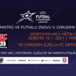 Futsalová liga mistrů už v sobotu