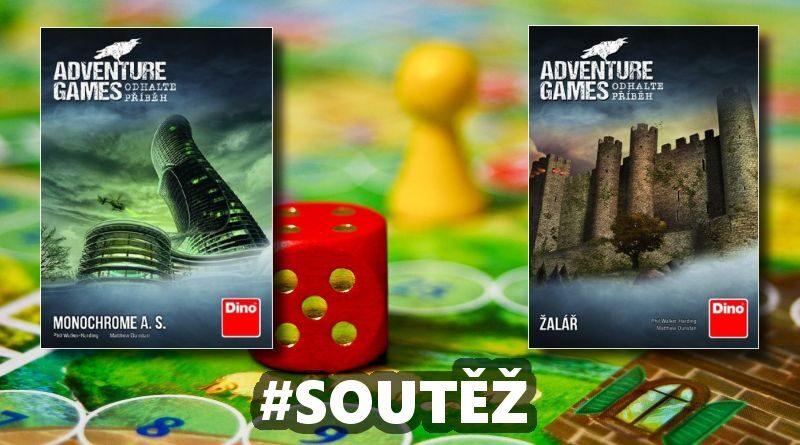Adventure games - soutěž