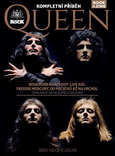 Queen - Kompletní příběh