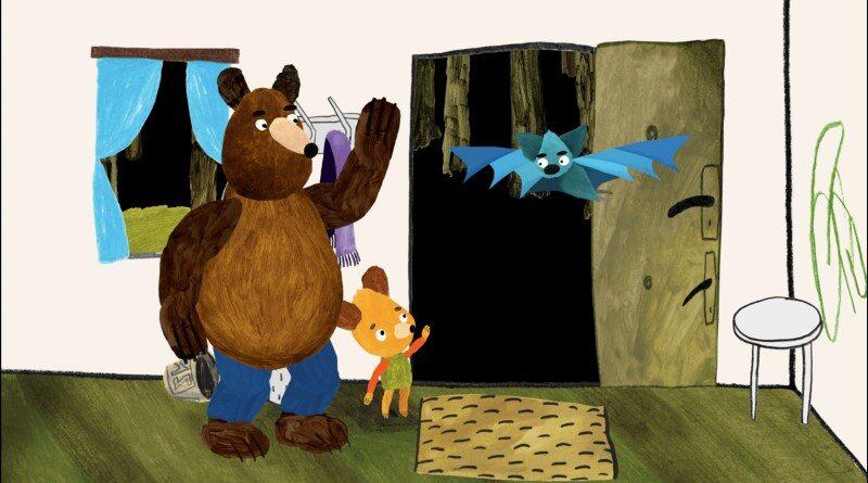 Medvědi Nedvěd, Miška a netopýr Mojmír 2