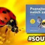 SOUTĚŽ o knihu Poznejte hmyz našich zahrad