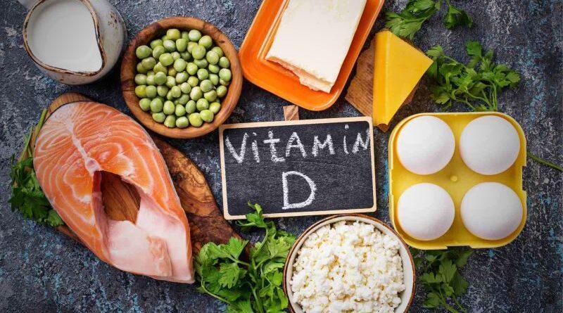 Vitamín D - ilustrativní foto
