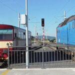 Výluka železniční trati Chrudim – Žďárec u Skutče