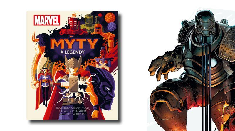 Marvel - Mýty a legendy