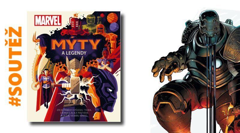 Marvel - Mýty a legendy soutěž