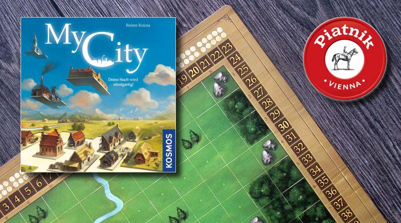 My City soutěž
