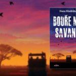 Nový román z afrického prostředí Bouře nad savanou
