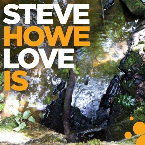 Steve Howe -Love is