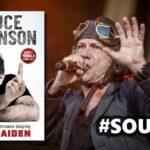 SOUTĚŽ o autobiografii frontmana skupiny Iron Maiden – Co dělá tenhle knoflík?