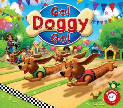 Piatnik - Go Doggy go