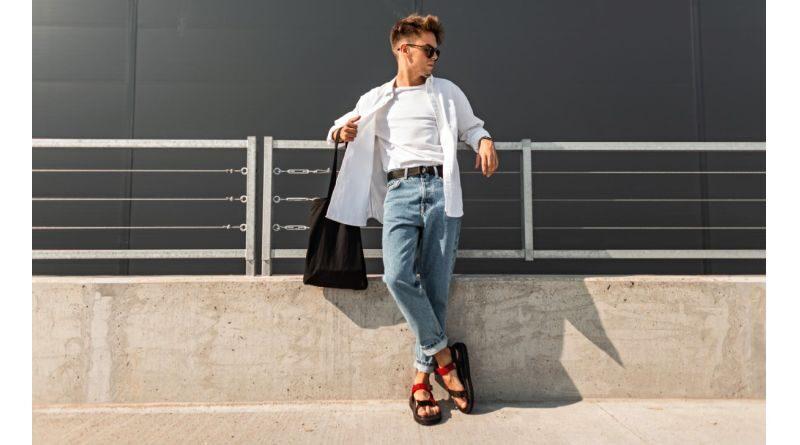 Pánská letní móda, co nosit v horkém počasí?