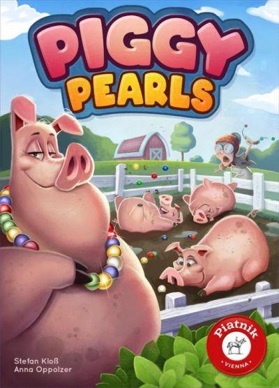 Piatnik - Piggy Pearls