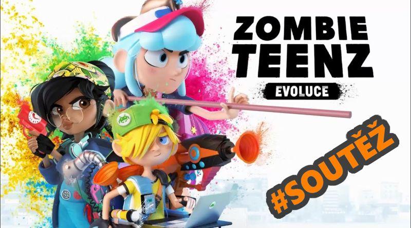 Zombie Teenz Evoluce - soutěž