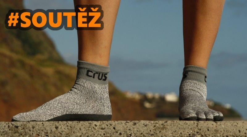 CRUS soutěž o ponožkoboty