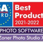 Zoner Photo Studio X získalo světové ocenění EISA Award