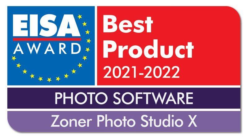 EISA Award Zoner Photo Studio X