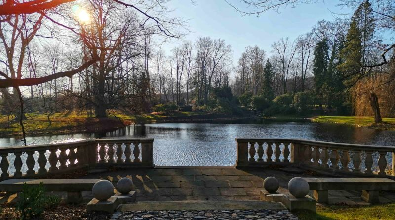Zámecký park Slatiňany
