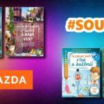 SOUTĚŽ o čtyři dětské knihy z Nakladatelství KAZDA