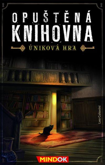 Opuštěná knihovna