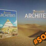SOUTĚŽ o deskovou hru 7 divů světa: ARCHITEKTI