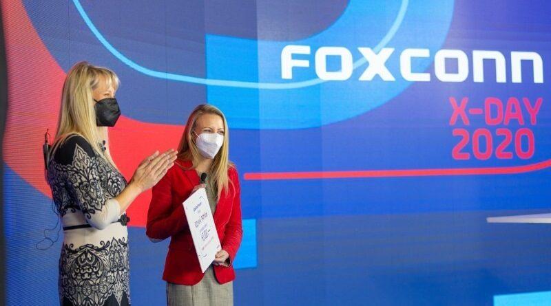 Foxconn X-Day 2021