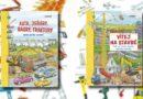 Junior - knihy pro kluky - recenze