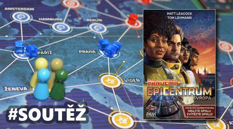 Pandemic Epicentrum Evropa soutěž