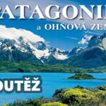 SOUTĚŽ o knihu Patagonie a Ohňová země